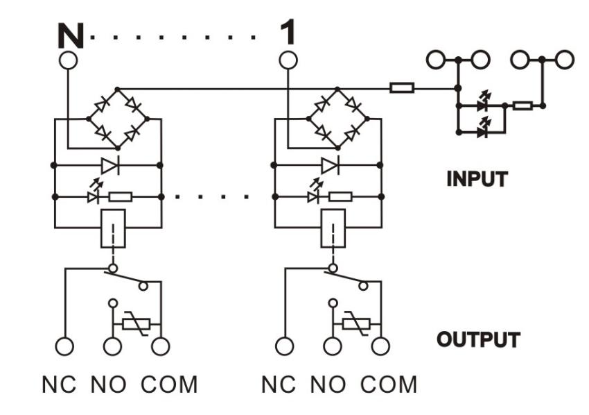 Us 15 6 48 Off Geya Ng2r 6 Channel Omron Relay Module 5v 12v 24v 230v Relay Board Plc Control Omron Relay Relays Aliexpress