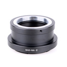 Adapter For M42 Mount Lens To Nik Z Body Mount Z6 Z7 camera