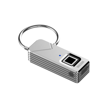 Outdoor Portable Padlock Ip65 Waterproof Biometric Fingerprint