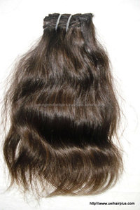 Indian Virgin Hair From India , Virgin Indian Hair