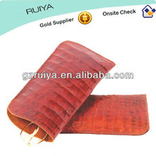 Eyeglass Alligator Leather Case--JC730