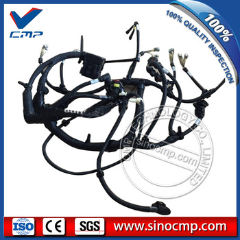 Fine At High Quality Ec210 Volvo Excavator Cable Wiring Harness 20886142 Wiring Cloud Hisonuggs Outletorg
