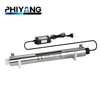8GPM 254nm Water Aquaculture 30W UV Disinfection System