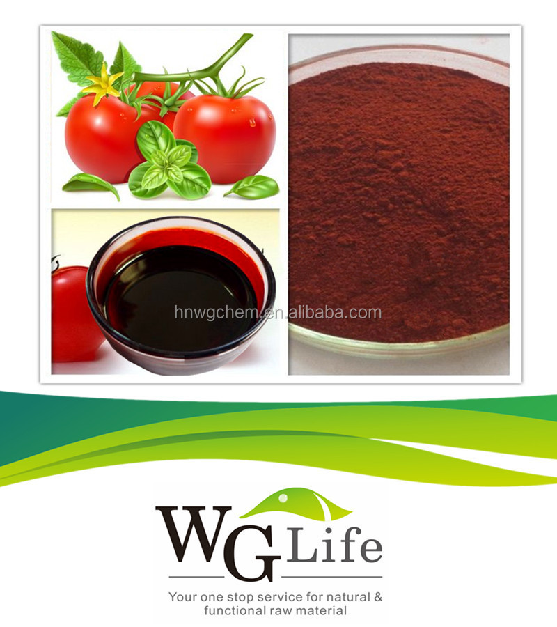 OEM Supplier Provide Pharmaceutical Lycopene Powder, Lycopene Oil (Tomato Extract)