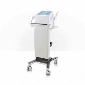 Cold plasma rf skin tightening machine face lifting ultrasonic beauty instrument