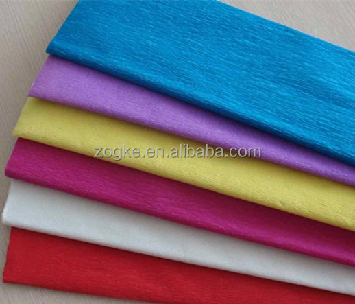 17G Color tissue paper/China manufacturer paper tissue/ DIY color paper
