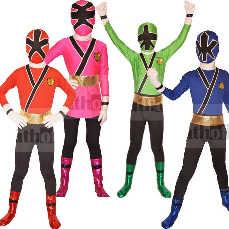 Buy 2015 Size S-XXL Power Rangers Costume For Kids Samurai Cosplay Halloween  Superhero Costume Spandex Full Bodysuit Zentai Suit in Cheap Price on ... 0f072c2cc