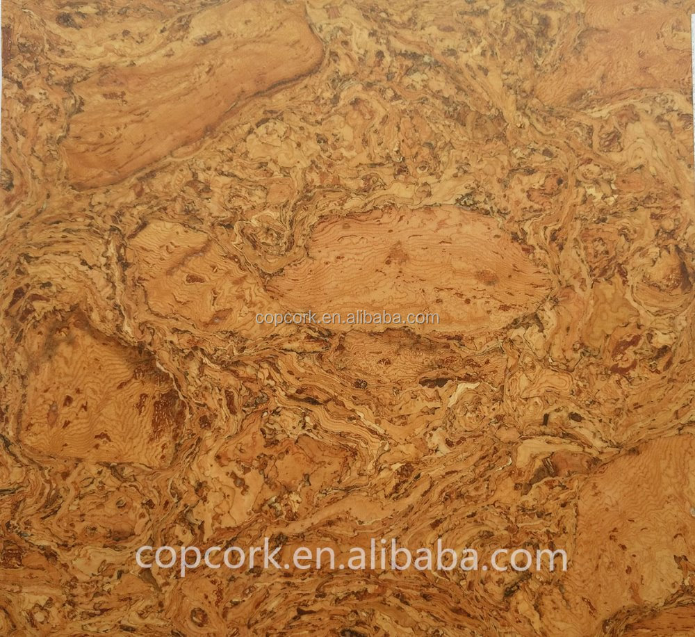 cork flooring for room decoration