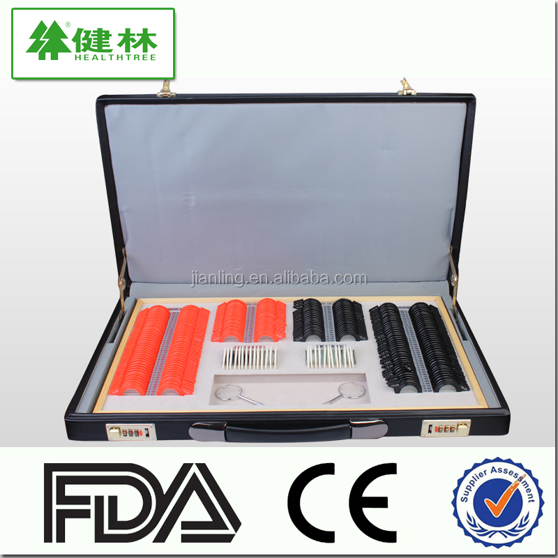Ophthalmic trail lens box/Diagnostic Instruments