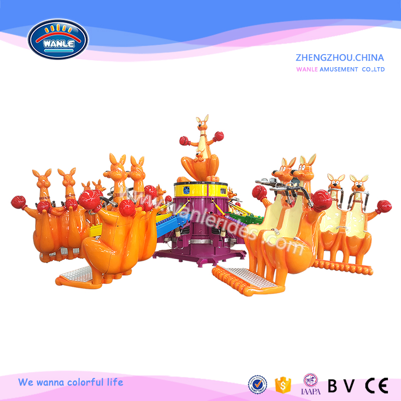 2017 New food grade 12kw jumping kangaroo machine with Quality Assurance
