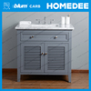 Good quality and cheap chinese modern bathroom vanity