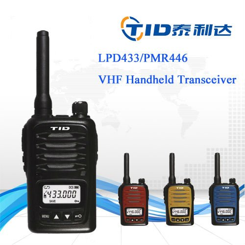 PMR-446Professional uhf/vhf dpmr digital radio 5w compatible with moto hyt walkie talike ce fcc