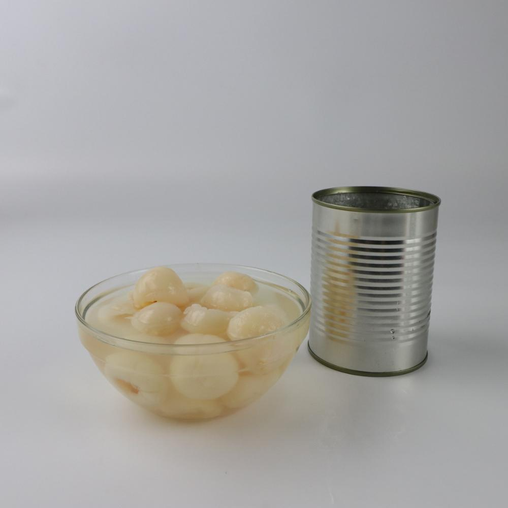 Fresh New Lychee Canned Style with Buyer Private Label