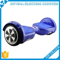 8'' 2 wheel adult smart self balancing electric scooters hoverboard electric with UL2271 / UL2272