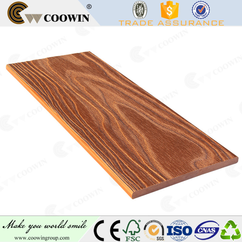 Wood plastic composite Exterior painéis de lambris