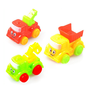 3 pcs pull back car toy mini truck toy for kids