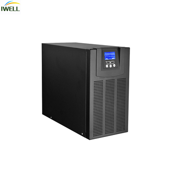 high quality pure sine wave mini UPS 1kva 2kva 3kva Online UPS for home system with built in battery 24v 48v 72v