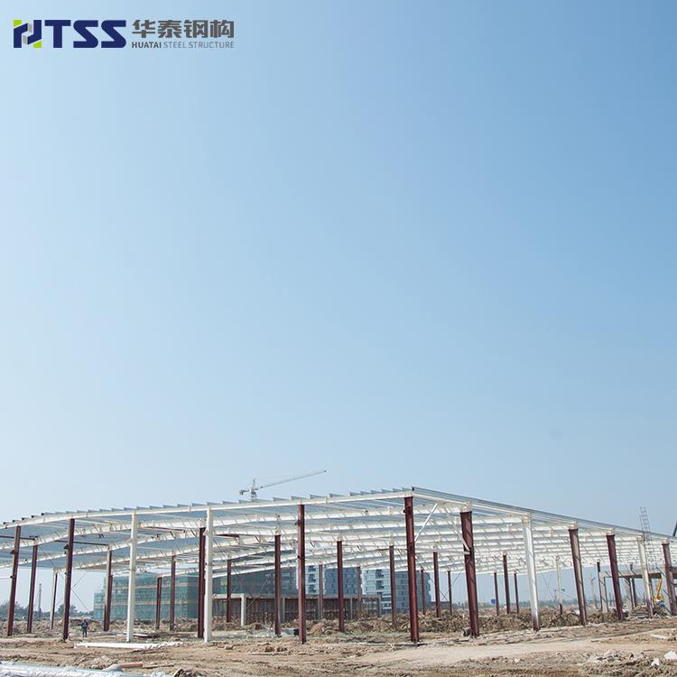 ISO9001 Certification design steel structure type of industrial shed