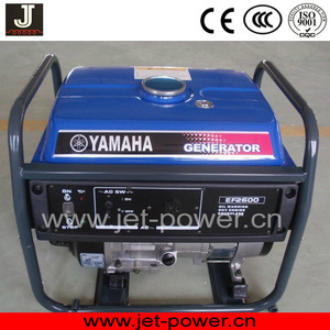 Yamaha gasoline engine generator 6 5 kva electric start with battery