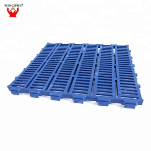 Plastic leaky floor pig nursery pen farrowing crate pig farm floor
