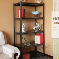decorative wrought iron shelves perforated metal shelving warehouse steel shelving