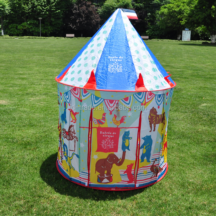 Children Foldable Tent Children Boy Girl Bed Tent Play House Birthday Gifts Tent For Children