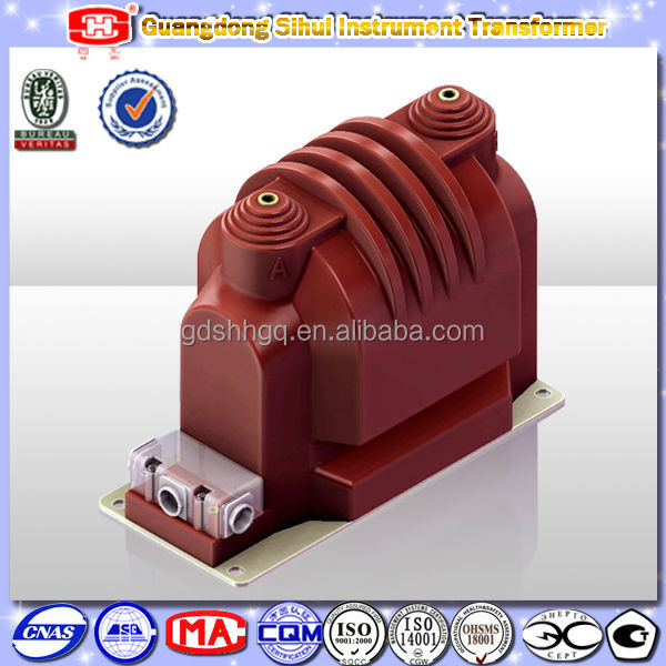 Indoor Service Cl. 1 180VA 6kV 11kV Base Mounted Transformer