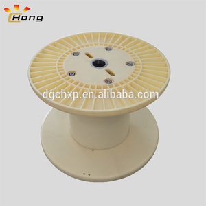 600mm abs plastic bobbin for wire production