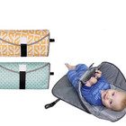 Portable Clean Hands Changing Pad 3-in-1 Diaper Clutch Changing Station for Use with Infants, Babies