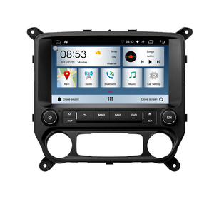 Android 8.1Touch Screen For Chevy for Chevrolet Silverado 1500 Car DVD Player GPS System With Canbus Wifi 3G Bluetooth dsp usb