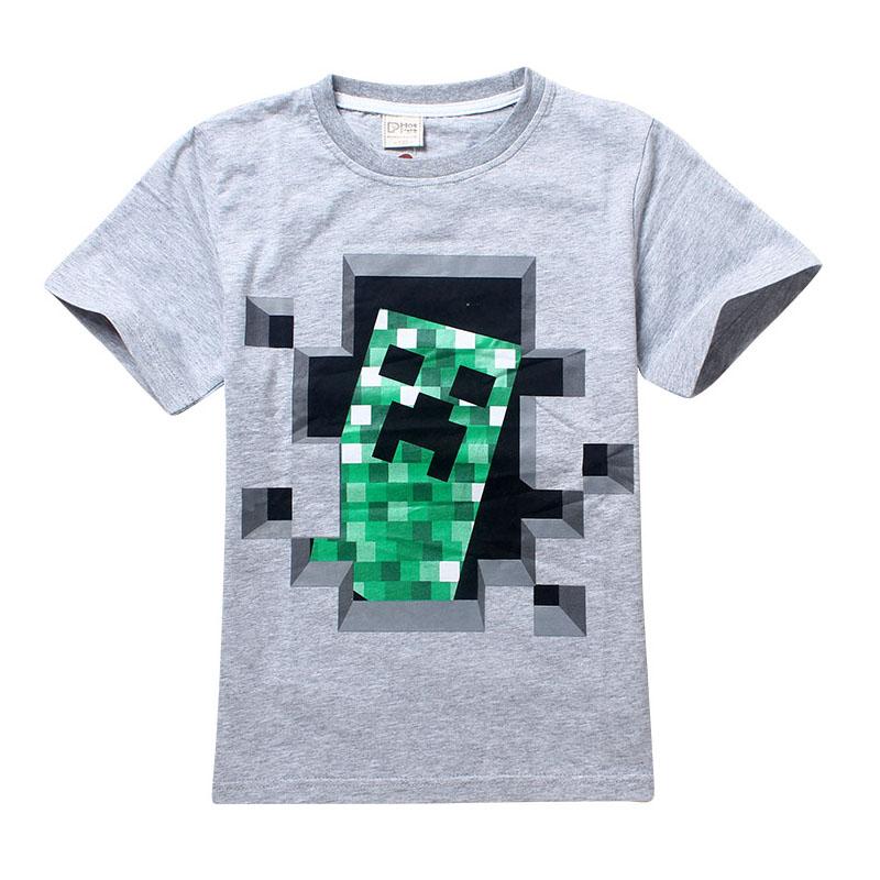 25e6f51d690bb 3-13Year 2015 Summer New Cartoon Children T Shirts Boys Kids T-Shirt  Designs Teen Clothing For Boys Baby Clothing Girls T-Shirts - Unfair Weight