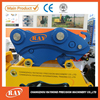 Alibaba hydraulic coupler quick hitch for excavator used