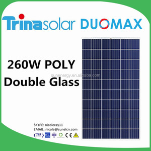 Trina Solar Duomax, Trina Solar Duomax Suppliers and Manufacturers