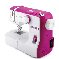 WD-588/565 Multi-Function Domestic Embroidery Sewing Machine Japan Hand Mini Handheld Sewing Machine