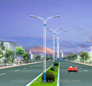 Lamp Post Height Pole Price Malaysia Lighting Energy Street Light Product On Alibaba