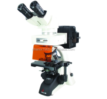 magnification 40X-1600X fluorescence microscope