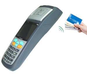 Membership Handheld POS Terminals Accepts Payments and Top up Value Into Cards with Self-developed Software