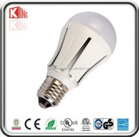 CE Rohs 60w equivalent best price 12V 6 Watt LED A19 Medium Base