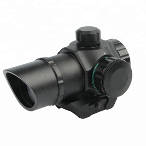 ANS Hunting Red Dot Sight Riflescope HD22C 1X22 adjustable reflex Red/Green dot holographic sight riflescope for 20MM Rail