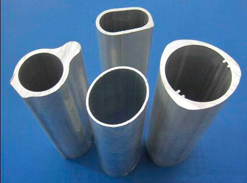 Structural oval aluminum extrusion profile factory