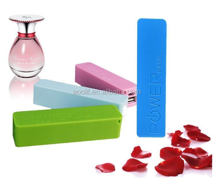 Emergency perfume powerbank, venda quente direto da fábrica de produtos eletrônicos