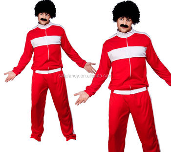Scouser 80s Shell Suit 1980s Mens Tracksuit Mens Ladies Fancy Dress