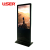 42 inch floor stand advertising lcd display with Wifi 3G