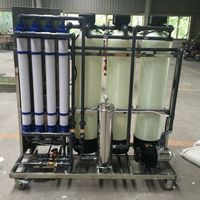 Fully Automatic Laundry Water Recycling System UF