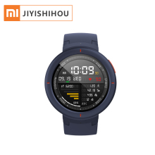 Global Version Xiaomi AMAZFIT Verge 3 GPS สมาร์ทนาฬิกา AMOLED HR รับสายในตัว NFC Huami Amazfit Verge 3
