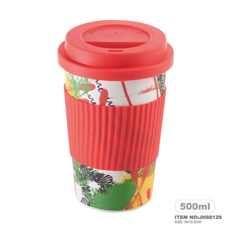 2018 New Design High Quality Customized Wholesale Bamboo Cups