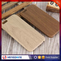 Hot sale best quality bamboo wooden case cover for Iphone 6S , 6S plus