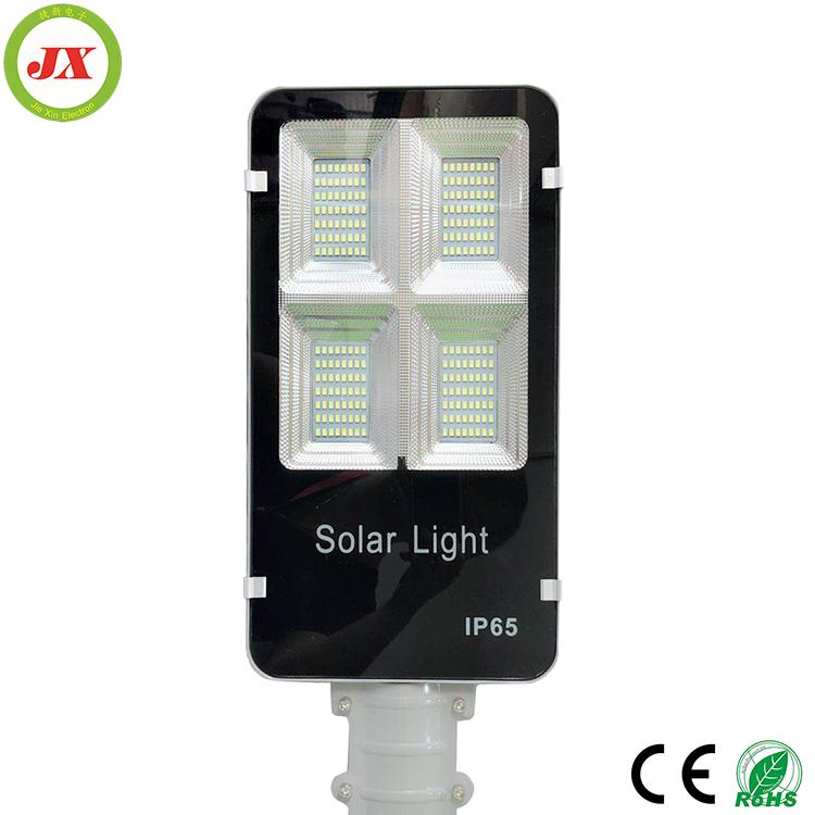 Desain Baru Pabrik Penjualan Langsung Harga 30 W 60 W 90 W 120 W Terintegrasi Semua Dalam Satu Surya LED lampu Jalan LED Halaman Cahaya