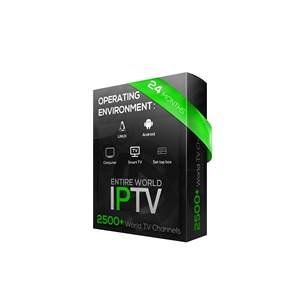 Arabic European IPTV 1-Month Subscription Free Testing Account With 5500+  Channels & 10000+ Movies