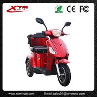 Hot adult 400W electric tricycles motorcycles